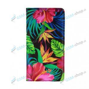 Púzdro G-S iPhone 12 Mini knižka magnetická FLOWER-B