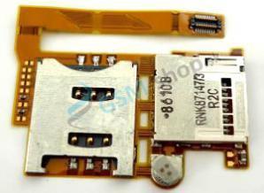 Sim čítač SonyEricsson W890i s flexom Originál