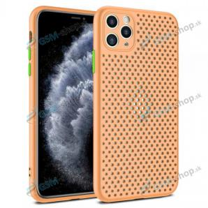Púzdro silikón AIR iPhone 12 Mini Rose Gold