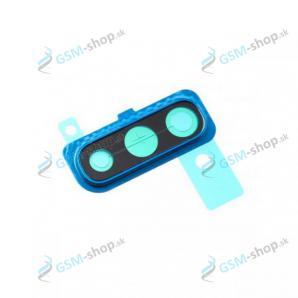 Kryt kamery Samsung Galaxy A50 (A505) modrý Originál