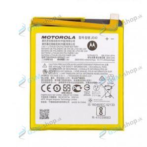 Batéria pre Motorola Moto G7, G7 Play, One Lite, Z3 (JE40) Originál
