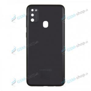 Kryt Samsung Galaxy M21 (M215) batérie čierny Originál