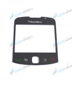 Sklíčko Blackberry 9300 čierne