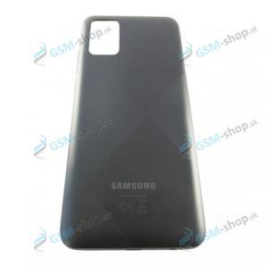 Kryt Samsung Galaxy A02s (A025) batérie čierny Originál