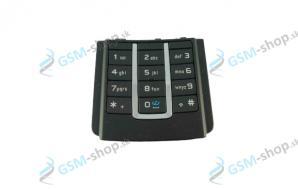 Klávesnica Nokia 6280, 6288 veľká čierna Originál