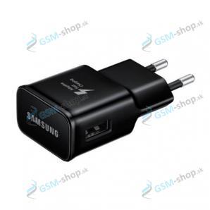 USB adaptér do siete Samsung EP-TA20EBE 2A Originál neblister čierny