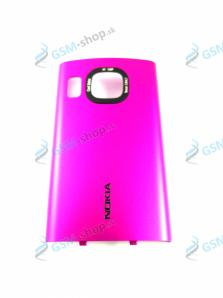 Kryt Nokia 6700 Slide batérie ružový Originál