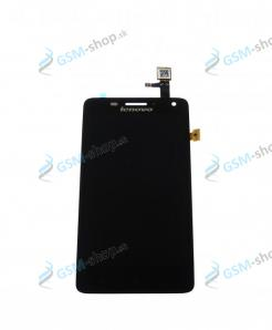 LCD Lenovo S660 a dotyk čierny OEM