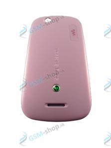 Kryt SonyEricsson Zylo (W20i) batérie ružový Originál