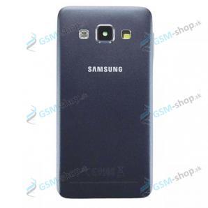 Kryt Samsung Galaxy A3 (A300F) batérie čierny Originál