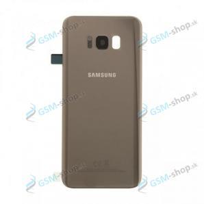 Kryt Samsung Galaxy S8 Plus G955F batérie zlatý Originál