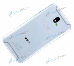 Kryt Samsung Galaxy J7 (2017) J730 batérie strieborný Originál