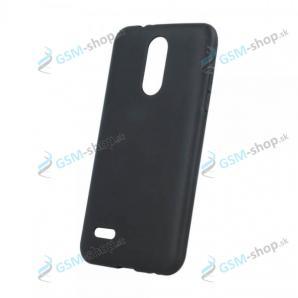 Púzdro Motorola Moto E7 Plus, Moto G9 Play silikón čierny