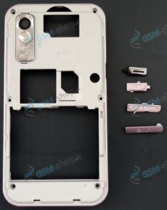 Stred Samsung S5230 ružový Originál