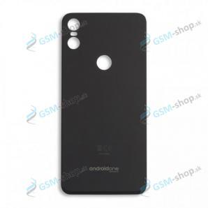 Kryt Lenovo Motorola One, One Lite zadný čierny Originál