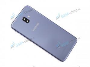 Kryt Samsung Galaxy J6 Plus Duos (J610) batérie šedý Originál