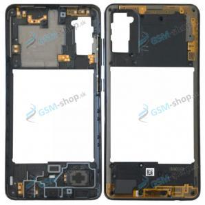 Stred Samsung Galaxy A41 (A415F) čierny Originál