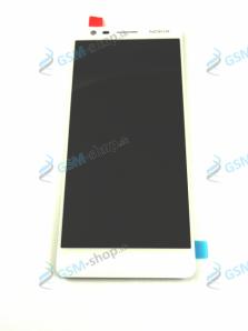 LCD Nokia 3.1 a dotyková plocha biela Originál