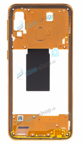 Stred Samsung Galaxy A40 (A405F) červený Originál