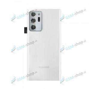 Kryt Samsung Galaxy Note 20 Ultra 5G (N986) batérie biely Originál