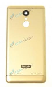 Kryt Lenovo K6 zadný zlatý OEM
