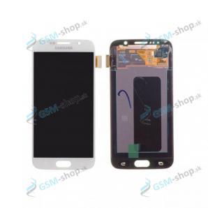 LCD Samsung Galaxy S6 (G920F) a dotyk biely Originál