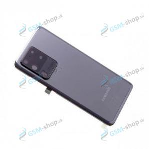 Kryt Samsung Galaxy S20 Ultra (G988) batérie šedý Originál