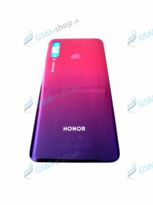 Kryt Huawei Honor 20 Lite zadný červený Originál