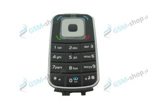 Klávesnica Nokia 6555 čierna Originál