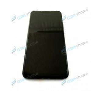 LCD Huawei P Smart Plus a dotyk čierny s krytom Originál
