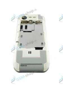 Stred Nokia 5200, 5300 biely Originál