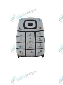 Klávesnica Nokia 6101 čierna Originál