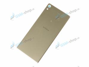 Kryt zadný Sony Xperia XA Ultra zlatý Originál