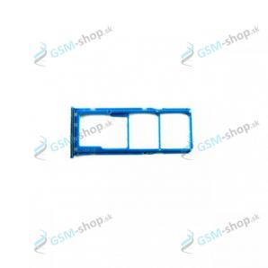 Sim držiak Samsung Galaxy A50 (A505) modrý Originál