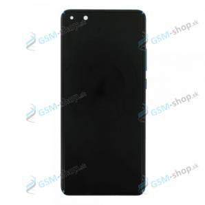 LCD Huawei P40 Pro a dotyk s krytom modrým Originál