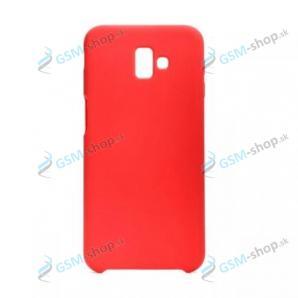 Ochranný kryt Samsung Galaxy J6 Plus 2018 J610 červený
