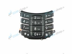 Klávesnica Samsung D500 veľká čierna Originál