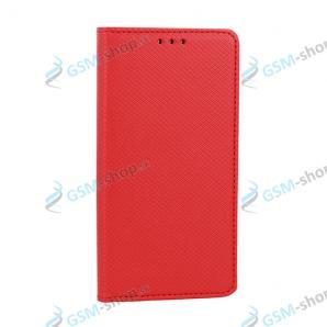 Púzdro Samsung Galaxy A80, A90 knižka magnetická červená
