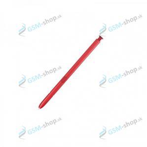 Dotykové pero Samsung Note 10 Lite (N770) S-Pen červené Originál