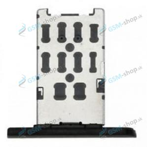 Sim držiak Nokia Lumia 1520 čierny Originál