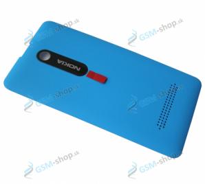 Kryt Nokia Asha 210 zadný modrý Originál
