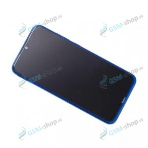 LCD Xiaomi Redmi Note 8 a dotyk s krytom modrým Originál