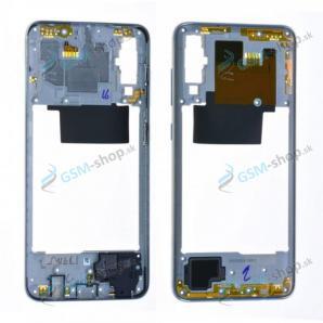 Stred Samsung Galaxy A70 (A705F) biely Originál
