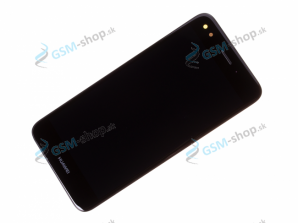 LCD Huawei P9 Lite Mini a dotyk čierny s krytom Originál