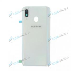 Kryt Samsung Galaxy A40 A405 batérie biely Originál