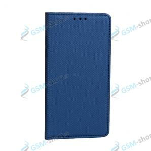 Púzdro Samsung Galaxy J7 (2017) J730 knižka magnetická modrá