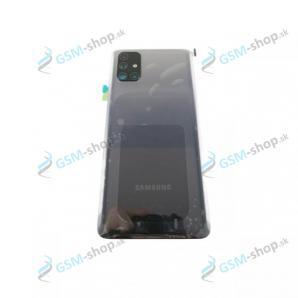 Kryt Samsung Galaxy M31s (M317) batérie čierny Originál