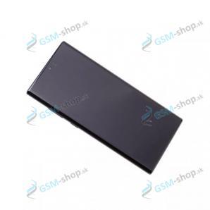 LCD displej Samsung Note 10 Plus (N975) a dotyk s krytom čiernym Originál