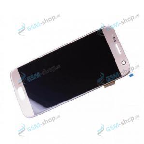 LCD Samsung Galaxy S7 (G930F) a dotyk zlatý Originál