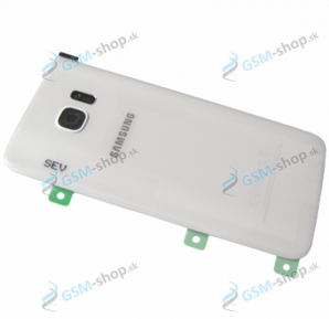 Kryt Samsung Galaxy S7 Edge G935F batérie biely Originál